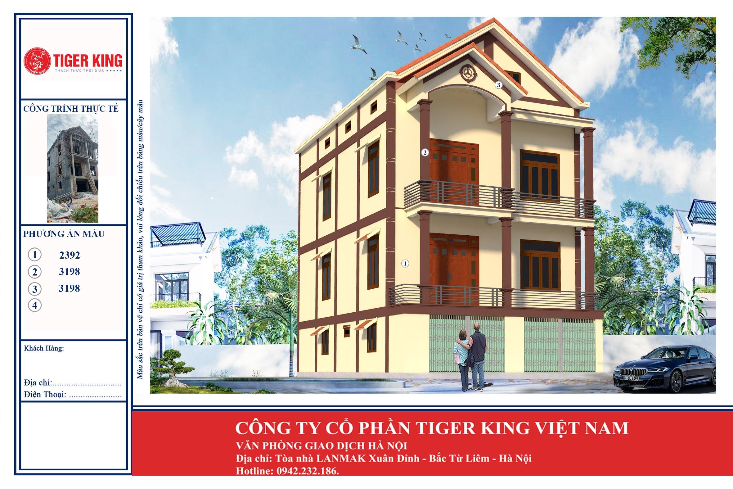 Công trình Tiger King