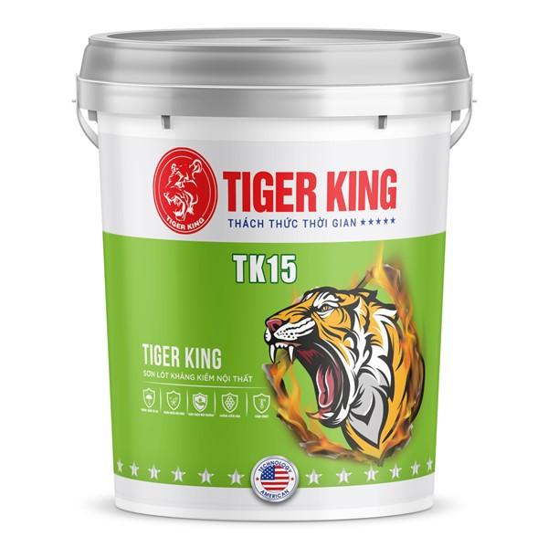Sơn lót kháng kiềm nội thất TK15 trung hòa độ PH màng sơn cứng